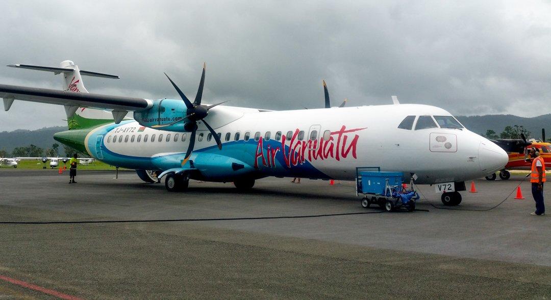 Santo Air Vanuatu - 24 Hours on Santo, Vanuatu
