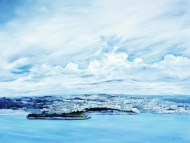 Plymouth - Maker Heights View 76 x 102cm