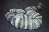 'Special' The Gathering series - life size knitted adult figure