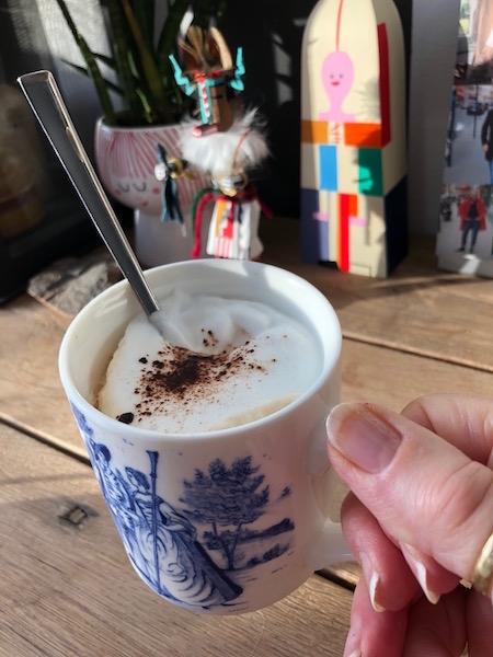 goedevoornemens, koffie