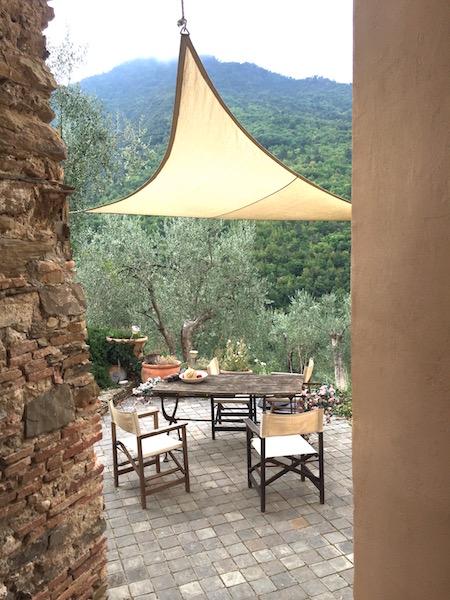 Italië uitzicht