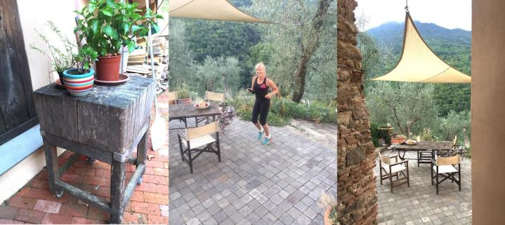 Mini vakantie in bijzonder huis in Italië