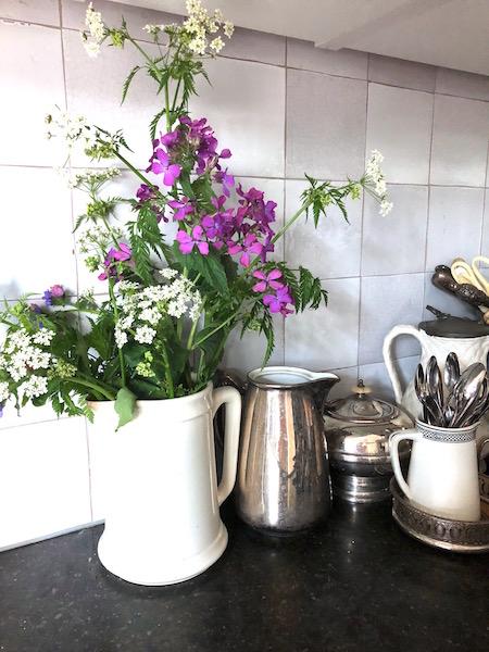 woonideeën gratis bloemen