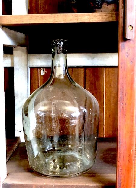 bottle garden fles