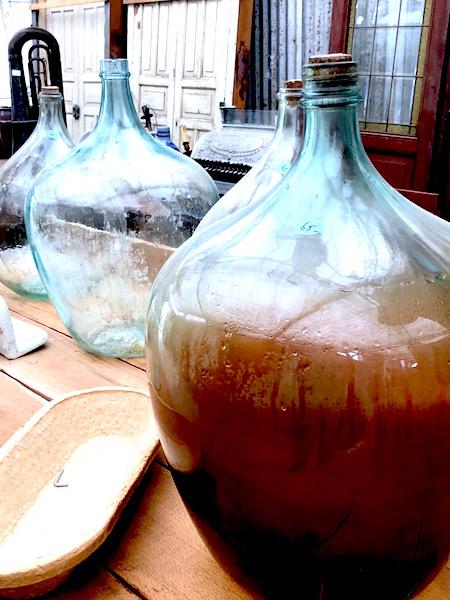 bottles for bottel garden
