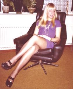 sixties stoel