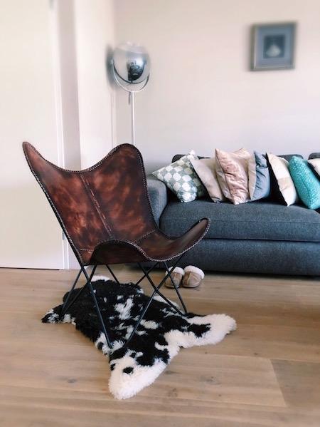 binnenkijken stoel