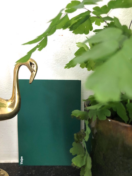 badkamer groen 3
