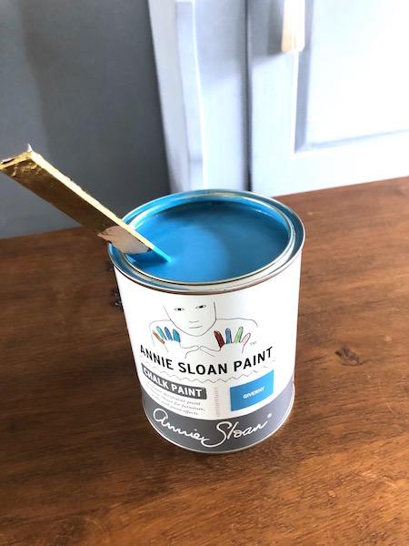 'woon'dingen chalk paint Annie Sloan