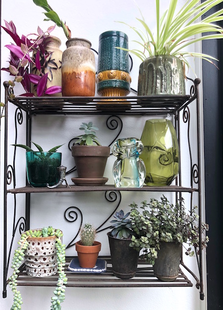styling tip planten
