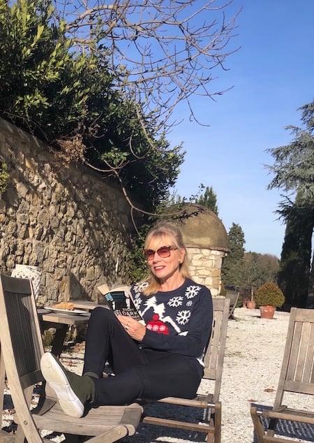 chillen in Toscane