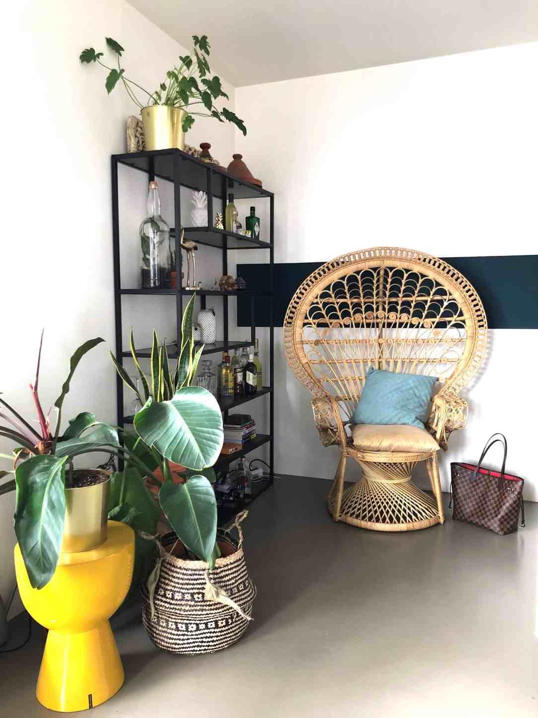 rotan-riet-bamboe-peacock-chair