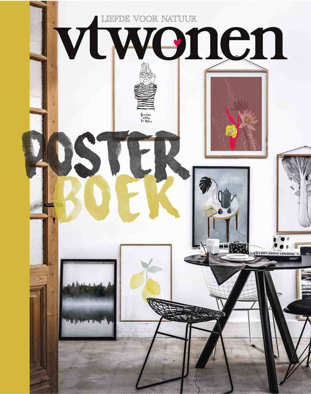 posterboek VTWonen