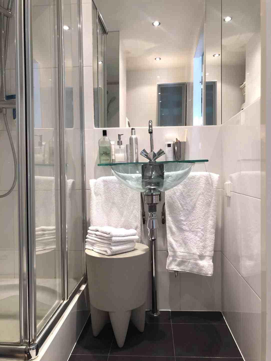 wonen op 55 m2-badkamer