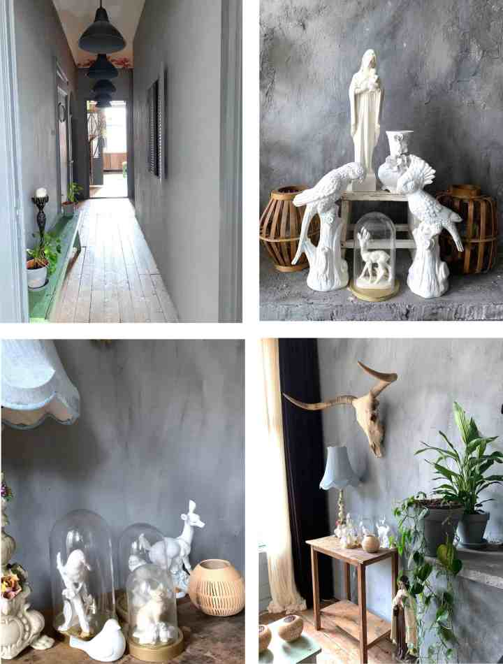 weird & wonderful interieur- verzameling