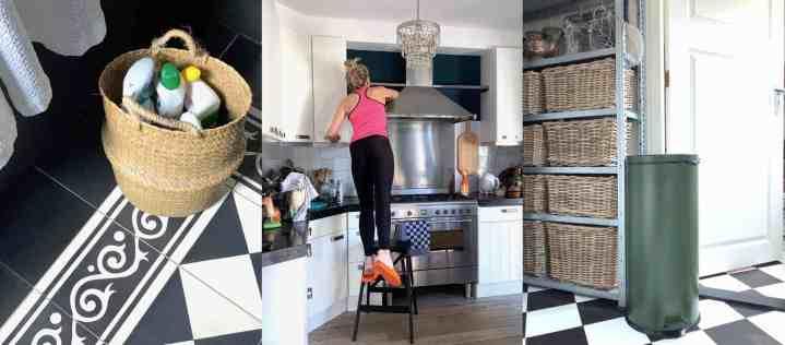 10 tips voor een opgeruimd & schoon huis