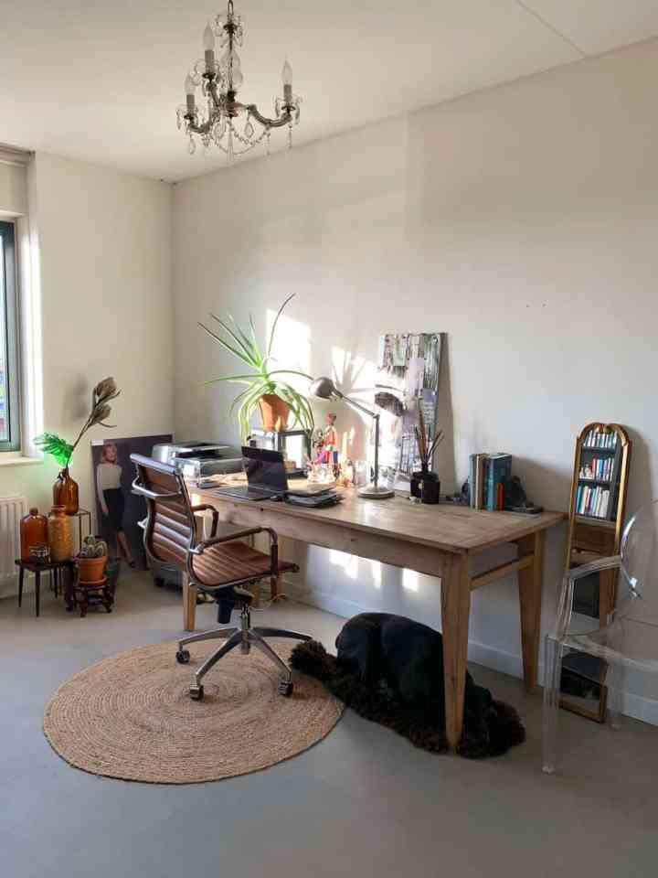 Ideale werkkamer