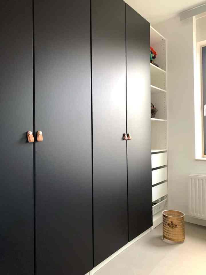 Reinsvoll deuren voor mijn Ikea kledingkast