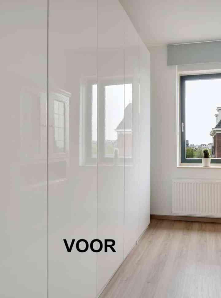 deuren voor Ikea kledingkast