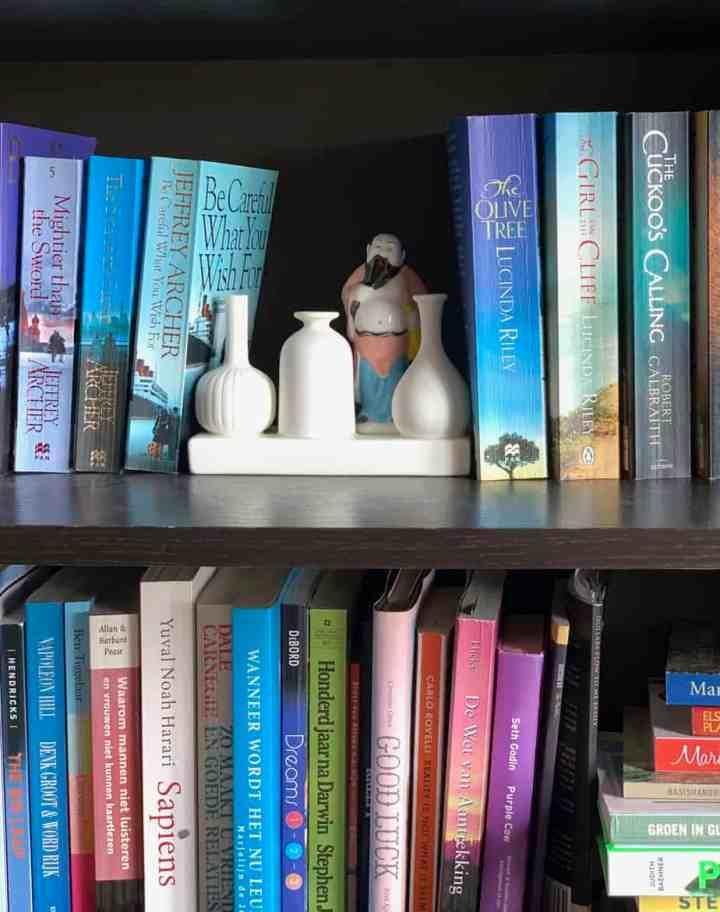 boeken voor de styling van je huis
