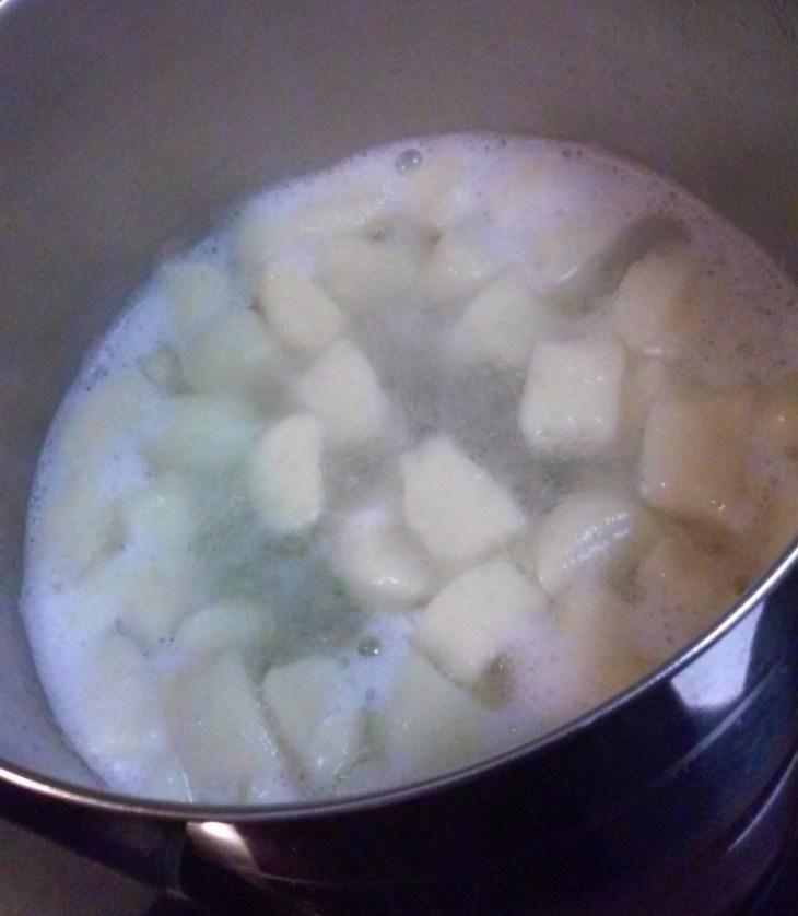 gnocchi boiling