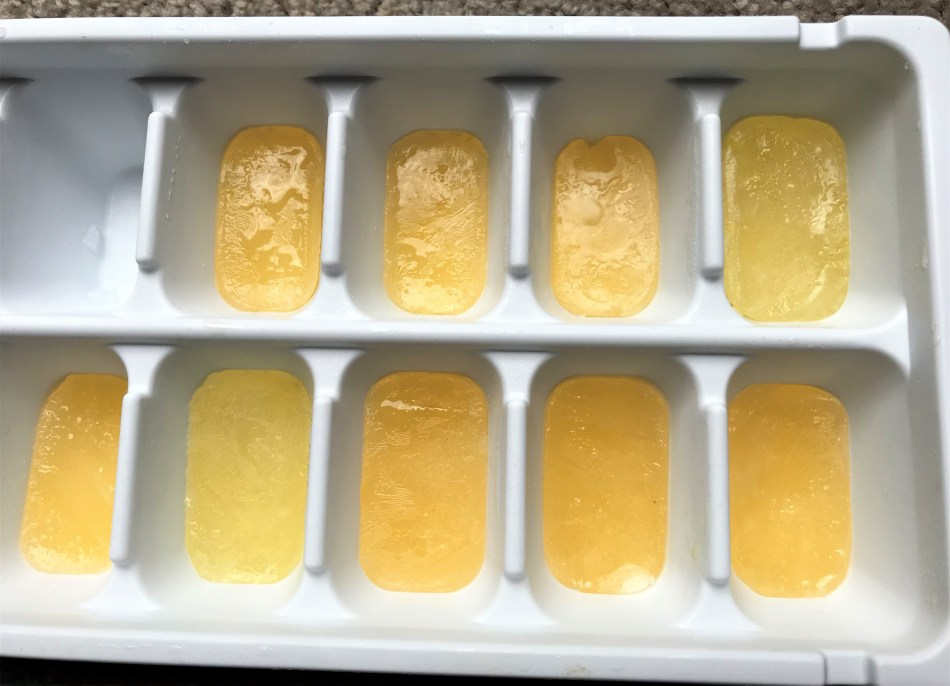 frozen lemon juice