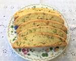 biscotti plate