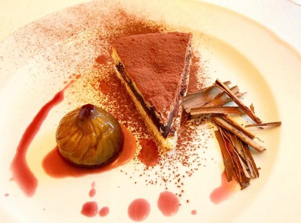 Megaron fig dessert