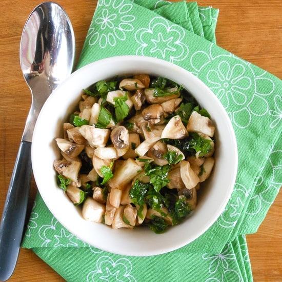 marinated mushrooms 7
