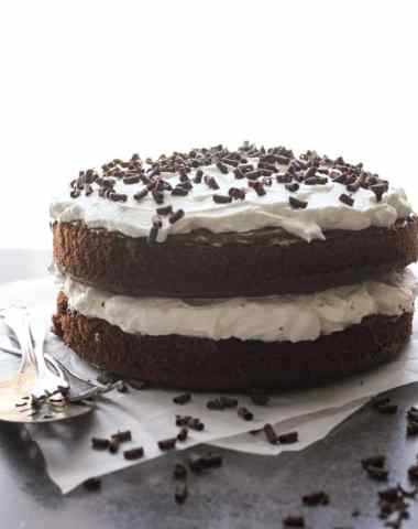When you absolutely need some chocolate, come check out all these yummy dessert recipes, something for everyone, from light to heavy duty chocolate.