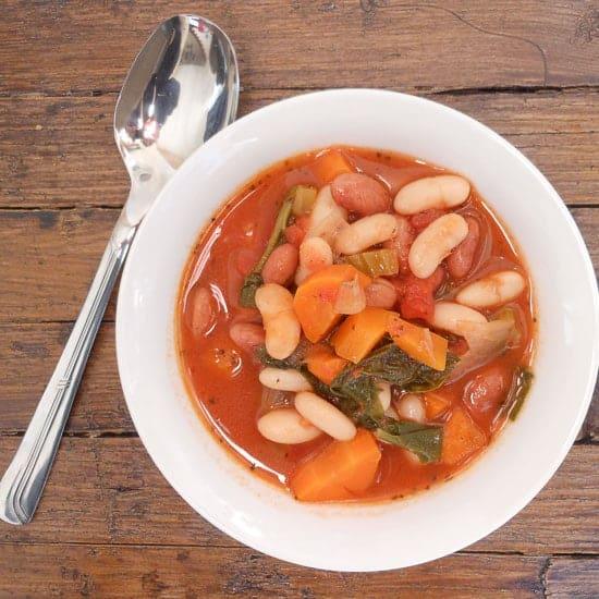 two bean soup