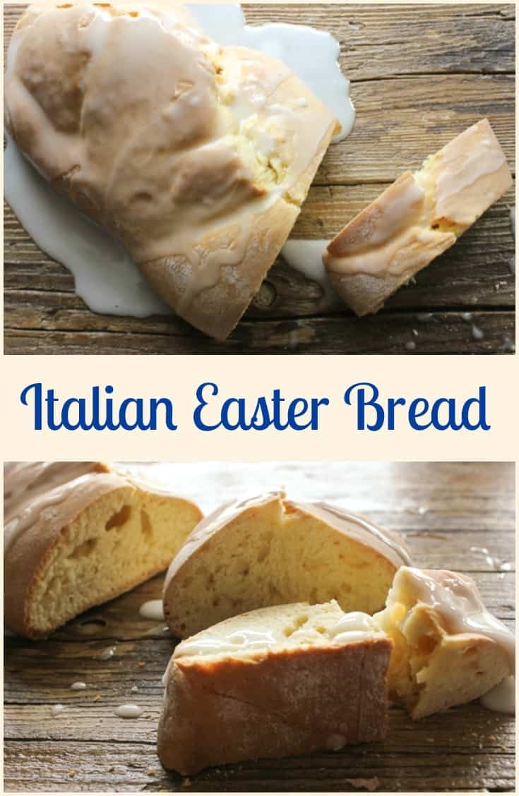 Italian Easter Bread, a delicious Italian sweet bread recipe, a Traditional Easter Sunday, treat.Perfect with a cup of coffee or tea.