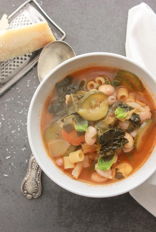 italian vegetarian soup