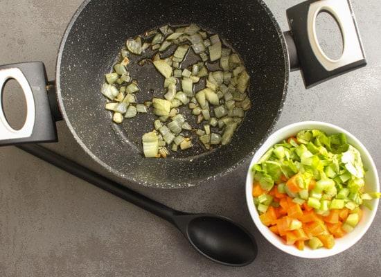 homemade Italian lentil soup|An Italian in my Kitchen|www.anitalianimykitchen.com