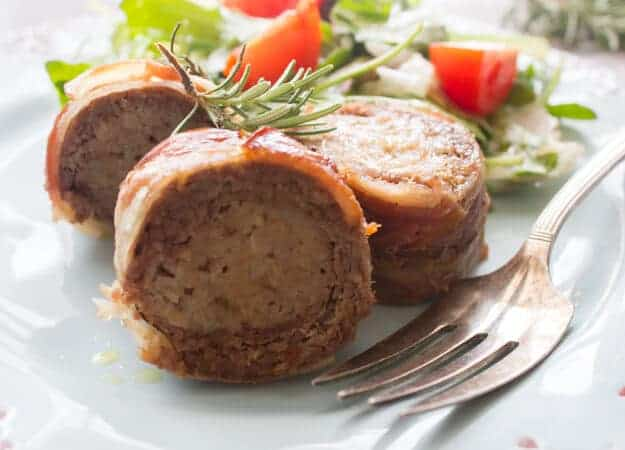 The perfect BBQ meat recipe, Tasty Grilled Stuffed Meat Rolls a fast and easy three Meat Recipe, a yummy family lunch or dinner dish.