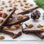 A Homemade Christmas Italian Triple Chocolate Bark recipe.White, Dark, Milk and an additional ingredient make this easy Bark a yummy treat.