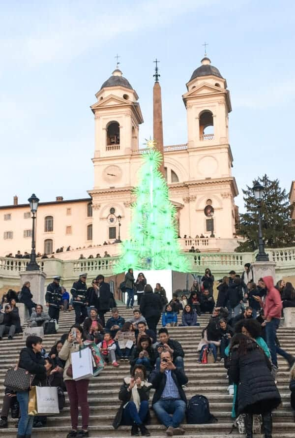 Merry Christmas from Rome