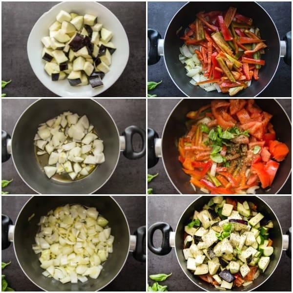 Easy Ratatouille - An Italian in my Kitchen