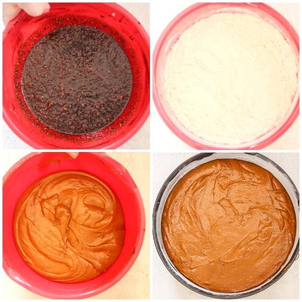 how to make gingerbread cake photos