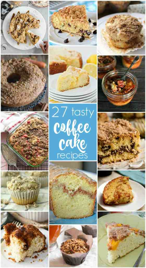 coffee cake 27 types