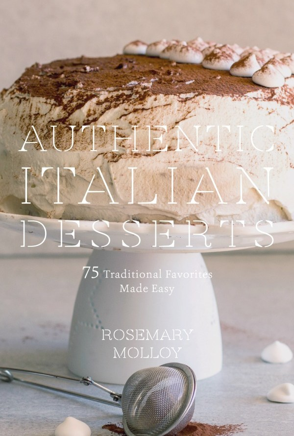 Cookbook  Authentic Italian Desserts