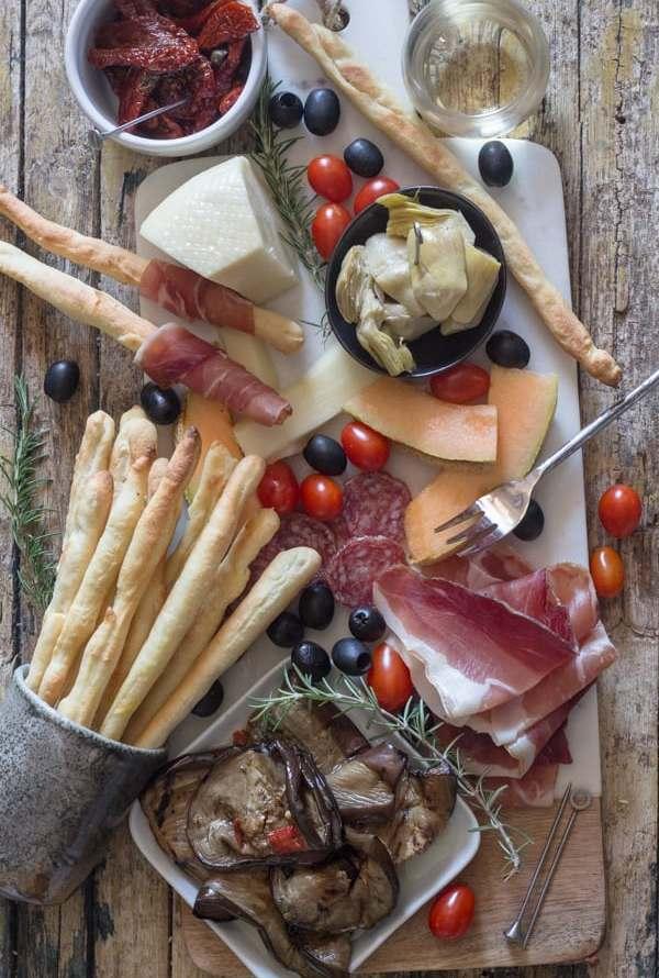 Grissini Italian Breadsticks