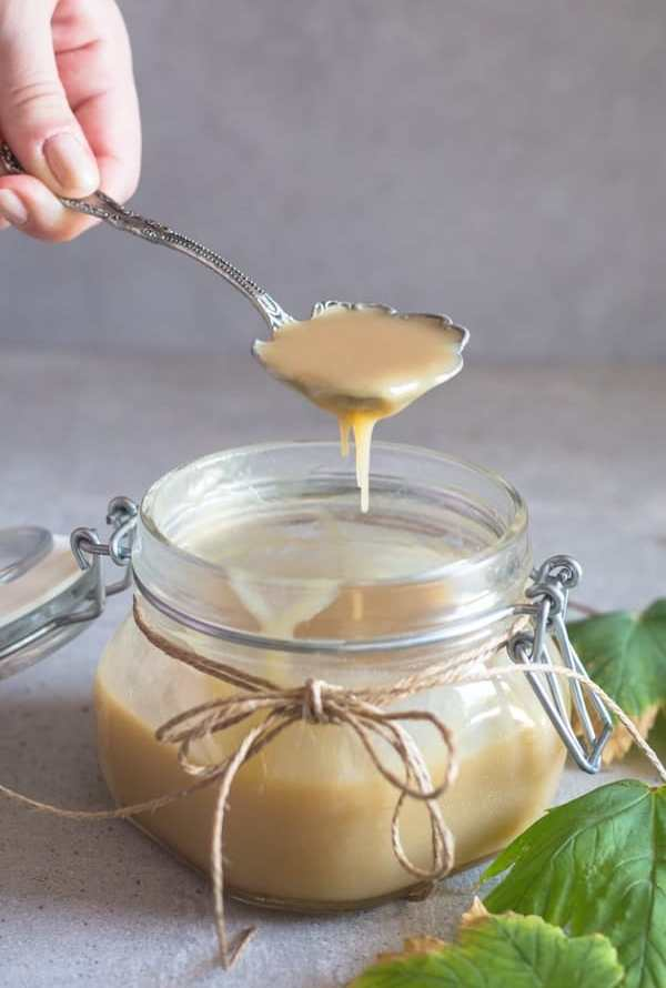 Homemade Maple Caramel Sauce