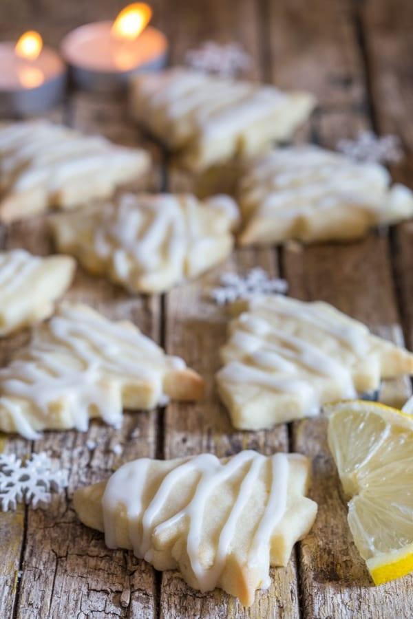 Lemon Shortbread Cookies 5 More Must Bake Shortbread Recipes An