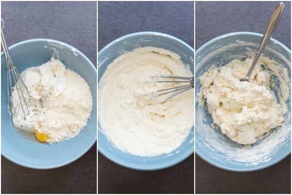 how to make gnocchi making the dough