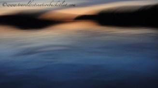 Kayaking on Meech Lake, Gatineau