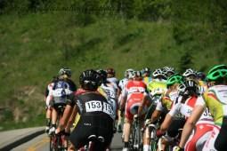 Women's peloton, UCI women's race