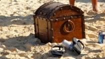 Treasure chest, Mayakoba Resort