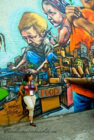 works of art on the Toronto Graffiti Tour