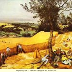 Seedtime and Harvest. A blessing on labour. Genesis 8